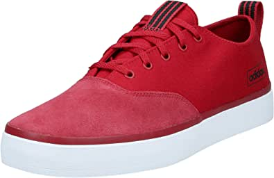 Adidas Broma Canvas Suede Accent Lace-up Sport Sneakers with Pull Tab for Men 42