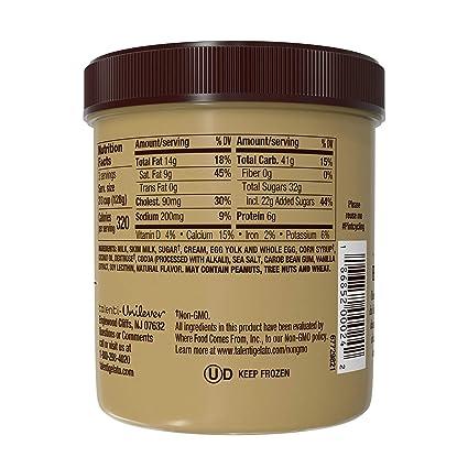 Talenti Gelato, Sea Salt Caramel, 1 pt: Amazon.com: Grocery & Gourmet Food