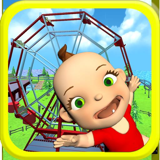 Baby Babsy Amusement Park 3D (Free) ()