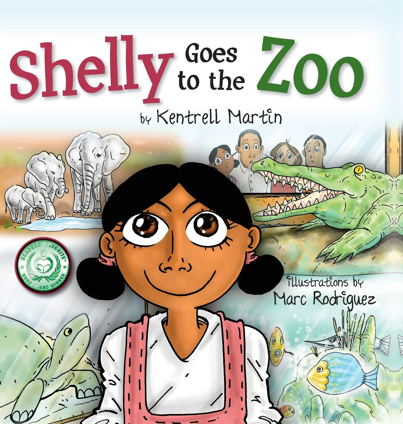 Download Shelly Goes to the Zoo pdf epub