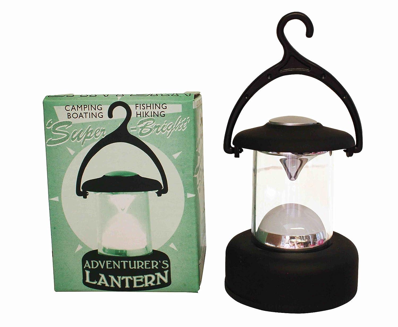 Industrial Revolution Original Candle Lantern, Aluminum