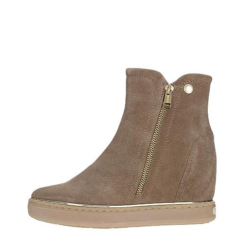 Guess FLFUL4SUE10 Botines Tobilleros Mujer TAUPE 36: Amazon.es: Zapatos y complementos