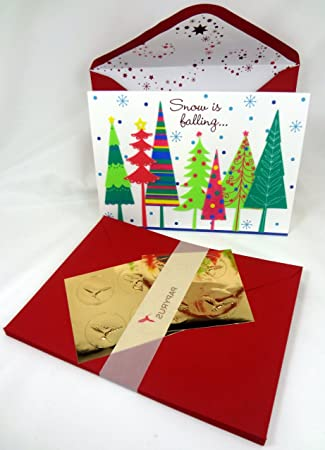 Papyrus christmas holiday premium boxed set of 8 greeting cards with papyrus christmas holiday premium boxed set of 8 greeting cards with lined envelopes quotwishing m4hsunfo