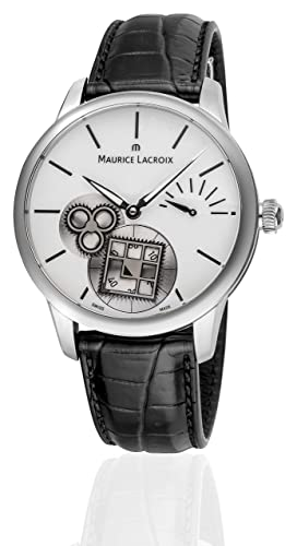 Reloj Maurice Lacroix Masterpiece, Carga manual, ML 156, Edición Limitada: Amazon.es: Relojes