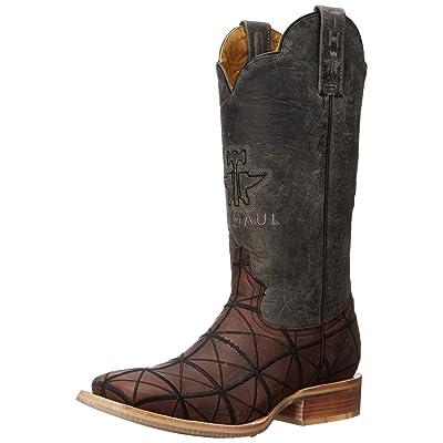 Tin Haul Shoes Men's Derrick Work Boot: Shoes