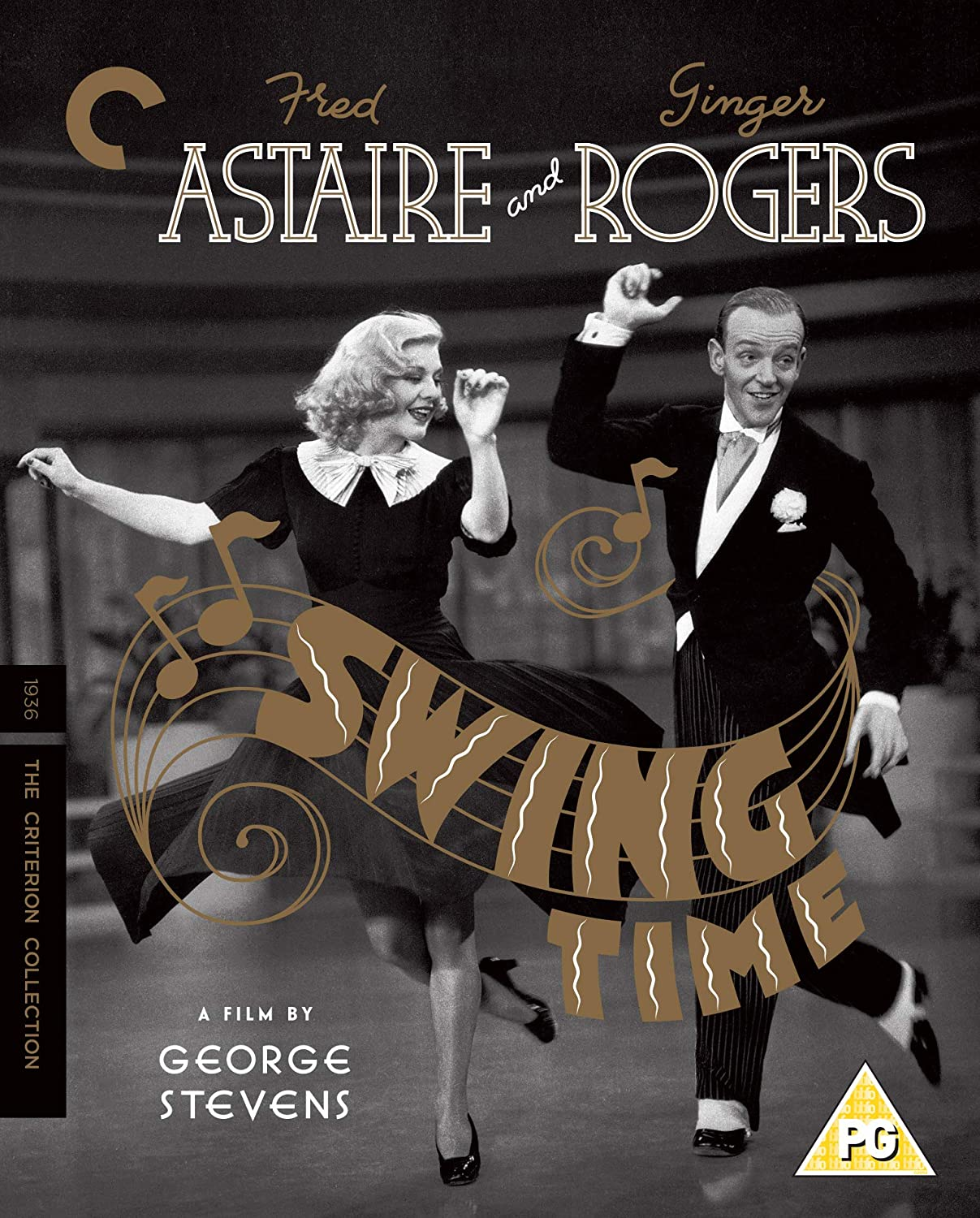 Swing Time - Cover