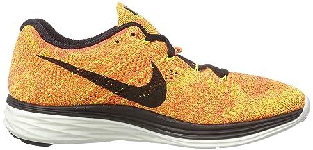 78d6fb9925c Amazon.com  Nike Women s Flyknit Lunar3 Running Shoe  Nike  Shoes