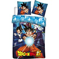 Funda nordica Dragon Ball Super cama 90cm