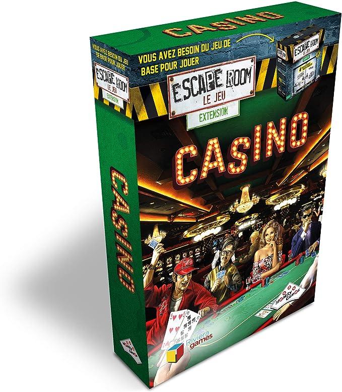 Identity Games Escape Room The Game Casino Adultos Juego de ...