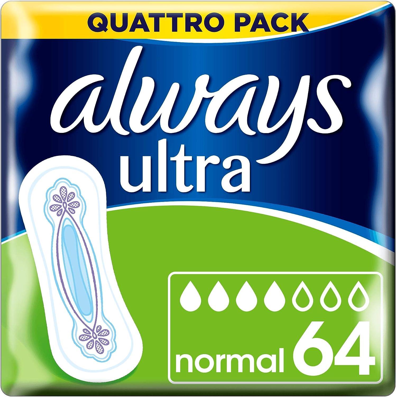Always Ultra Normal Quattro 4x16 Pack