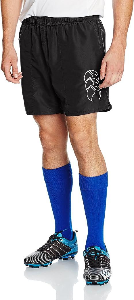 Canterbury Tactic Rugby Pantalones Cortos, Hombre, Negro, M: Amazon.es: Ropa y accesorios