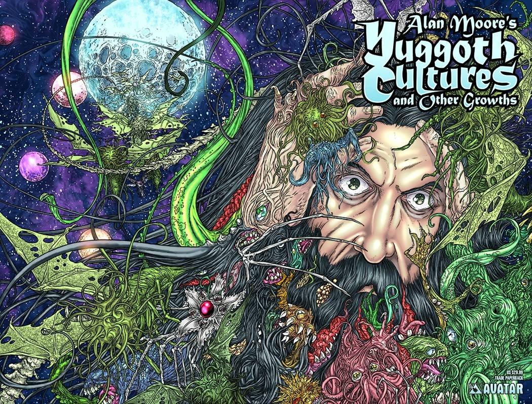 Download Alan Moore's Yuggoth Cultures pdf epub