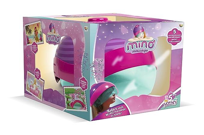IMC Toys Mind Casco Masaje (Innovación 95441): Amazon.es: Juguetes y juegos