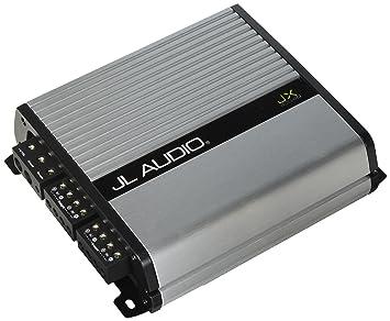 JL Audio JX500/4d 4 canales Amplificador de coche - 70 W RMS x 4: Amazon.es: Electrónica