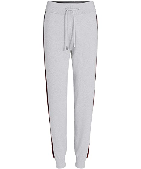 3b48bca570a51 Tommy Hilfiger Women s Icons Side Stripe Joggers Grey  Amazon.co.uk ...