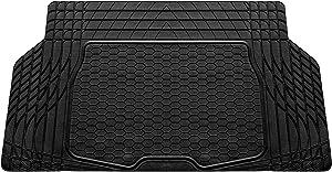 FH Group Cargo Liner F16406BLACK Black All Season Protection Cargo Floor Mat (Premium Trim to Fit)