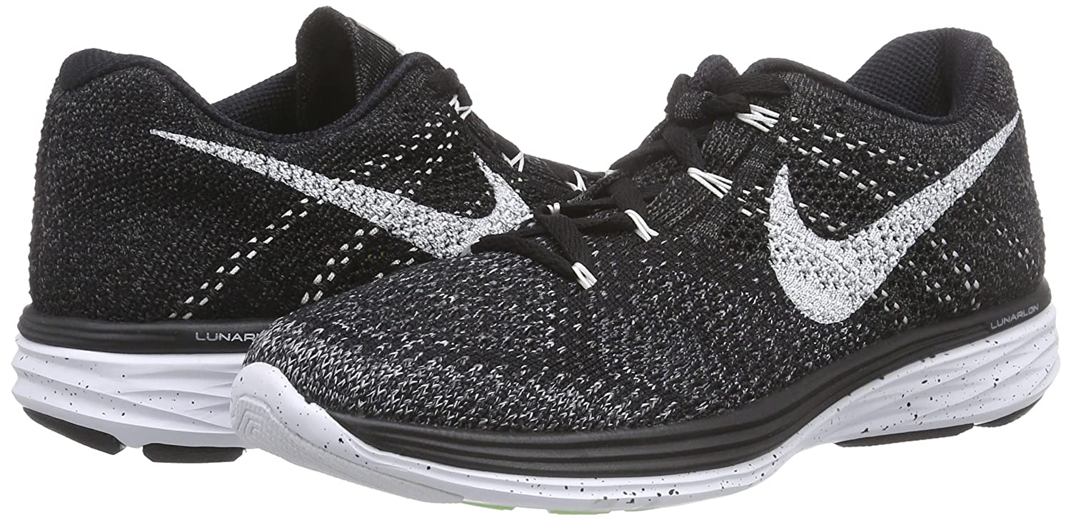 brand new 5f0e0 8fdd6 Amazon.com  Nike Women s Flyknit Lunar3 Running Shoe  Nike  Shoes