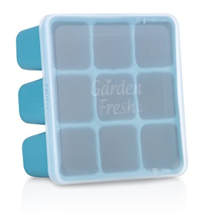 Amazon.com : Bandeja Congelador Jardín fresca con tapa (Los colores pueden variar) : Baby