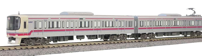 グリーンマックス Nゲージ 京王8000系  大規模改修車8703編成 基本6両編成セット  動力付き  30688 鉄道模型 電車 B074DW3NYR