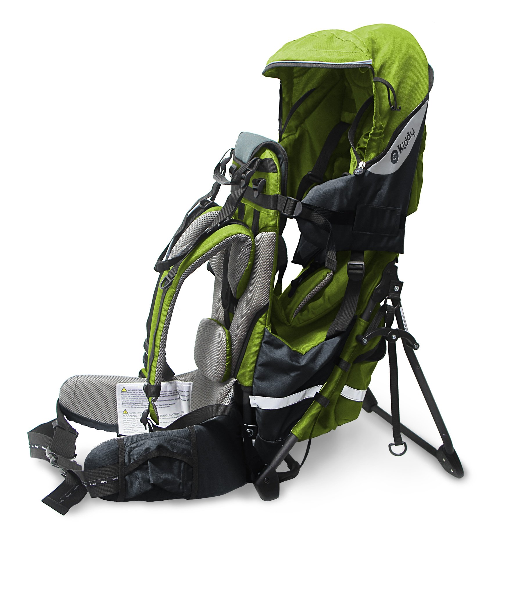 Kiddy Adventure Pack, Lime Green