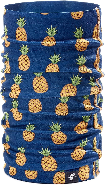 Original Hombre Hoopoe Running Apparel Braga Cuello Pineapple Mujer Multifuncional