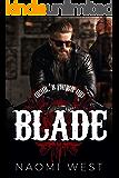 Blade: A Motorcycle Club Romance (Devil's Fangs MC) (Bad Boy Bikers Club Book 5)