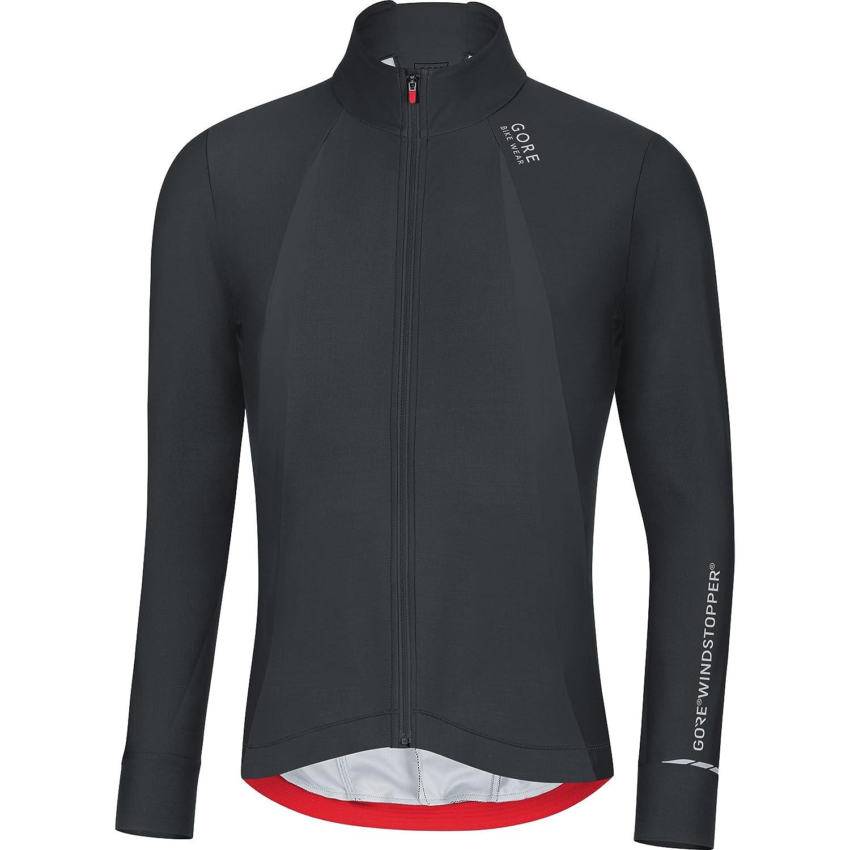 Amazon.com   Gore Bike Wear Men s Oxygen Windstopper Long Sleeve Cycling  Jersey - SWOXLM   Clothing 758b6f099