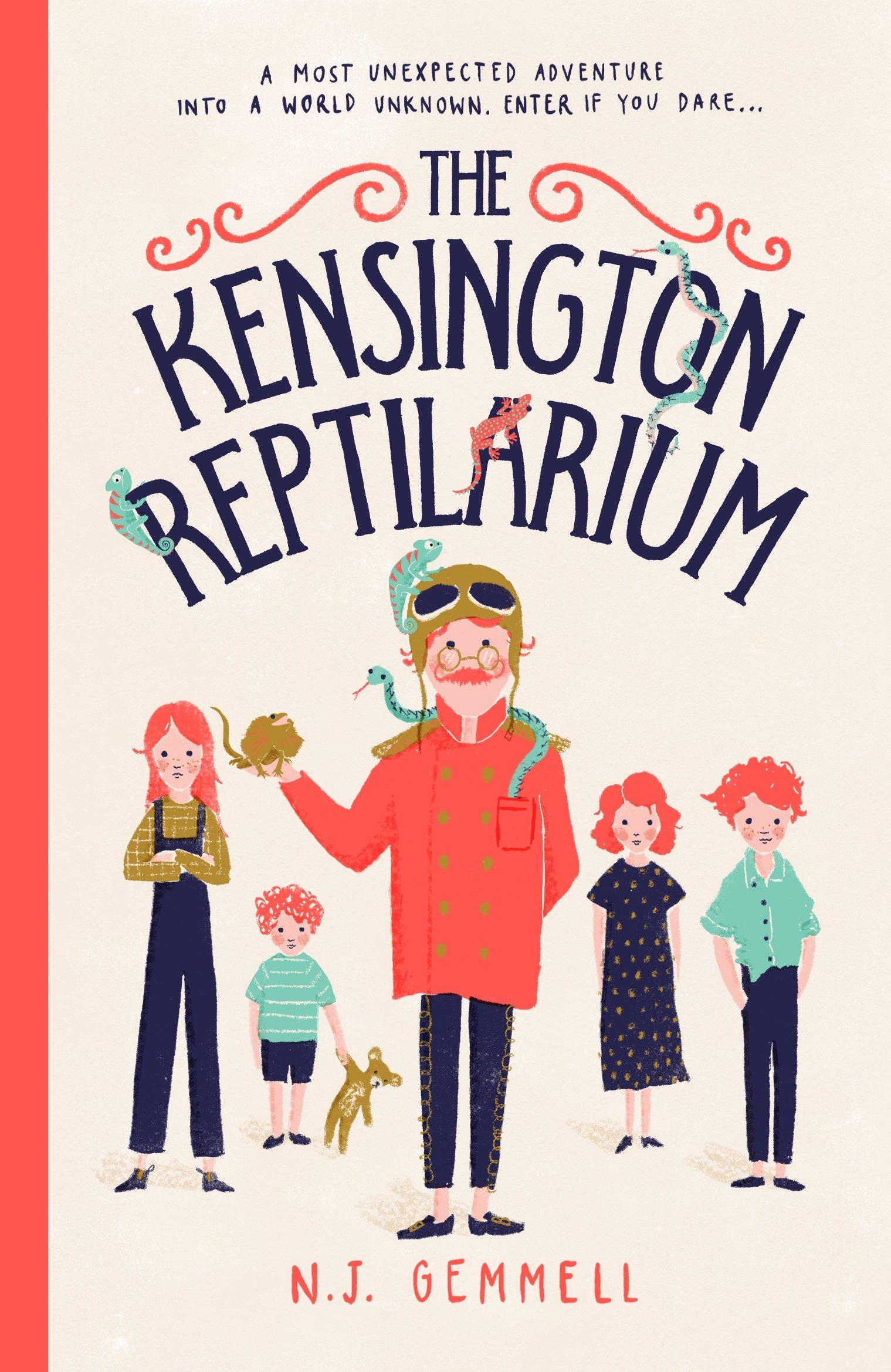 The Kensington Reptilarium PDF