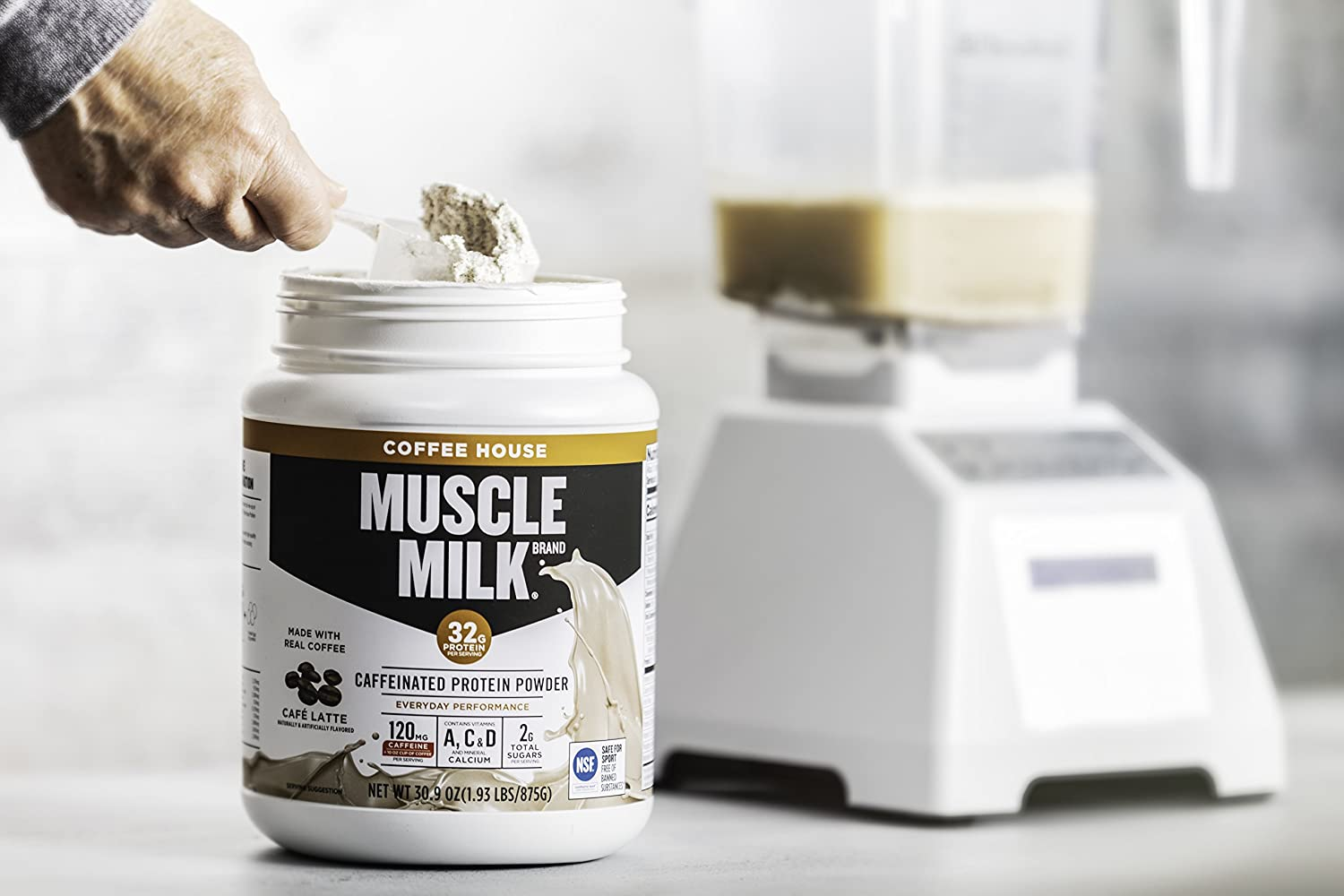 muscle milk reviews consumer reports