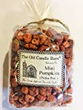 Mini Pumpkins (Putka Pods) Fall Decorative Bowl Fillers - Natural Dried Putka Pods 4 Cup Bag