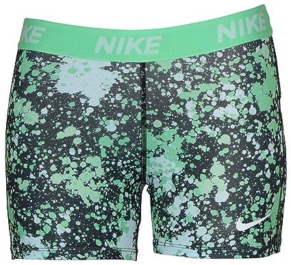 ae88877a5ef7e Amazon.com: Nike Pro Girls Dri-Fit Speckled Victory Compression ...