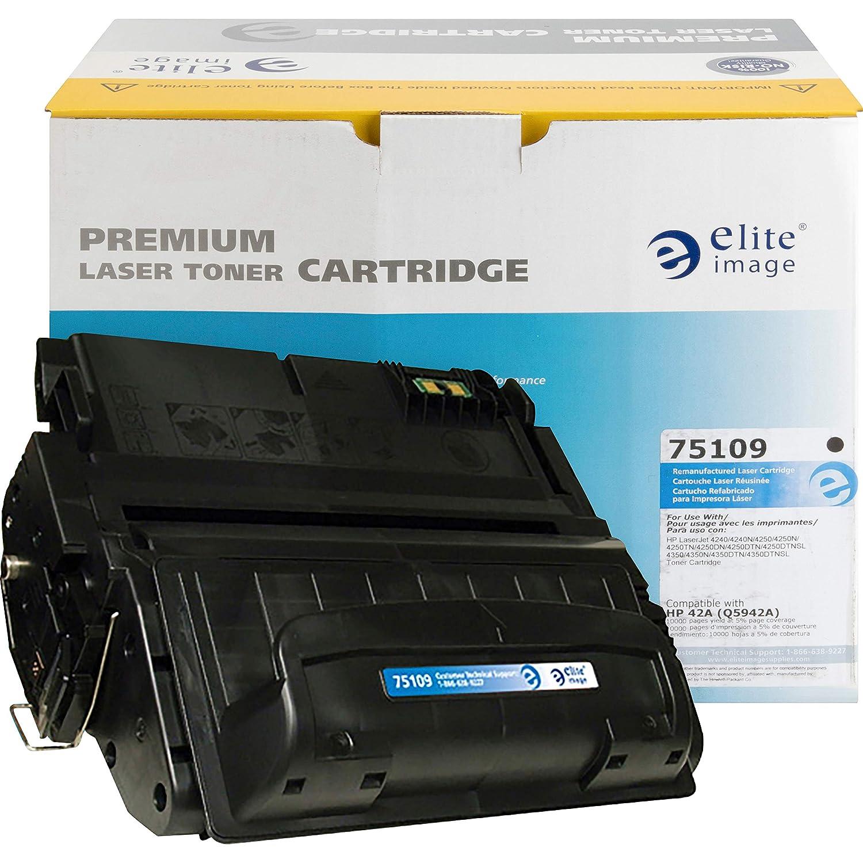Amazon.com: Elite Image Remanufactured Toner Cartridge ...