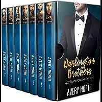 Darlington Brothers Boxset (Books 1 - 7): A Steamy Romance Series