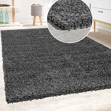 Hochwertiger Shaggy Teppich in versch Größen 30mm Hochfloor Läufer Langfloor