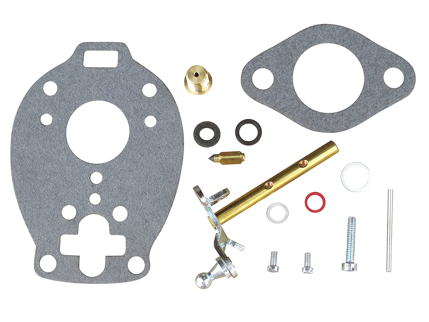 Hamiltonbobs Premium Quality Marvel Schebler Carburetor Minor Rebuild Kit Ford... supplier