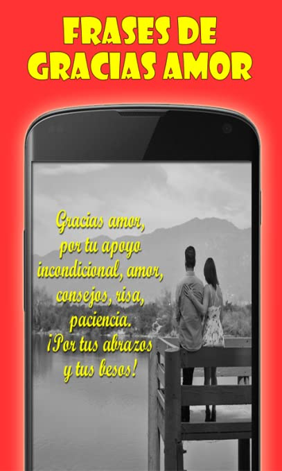 Amazon Com Frases De Gracias Amor Appstore For Android