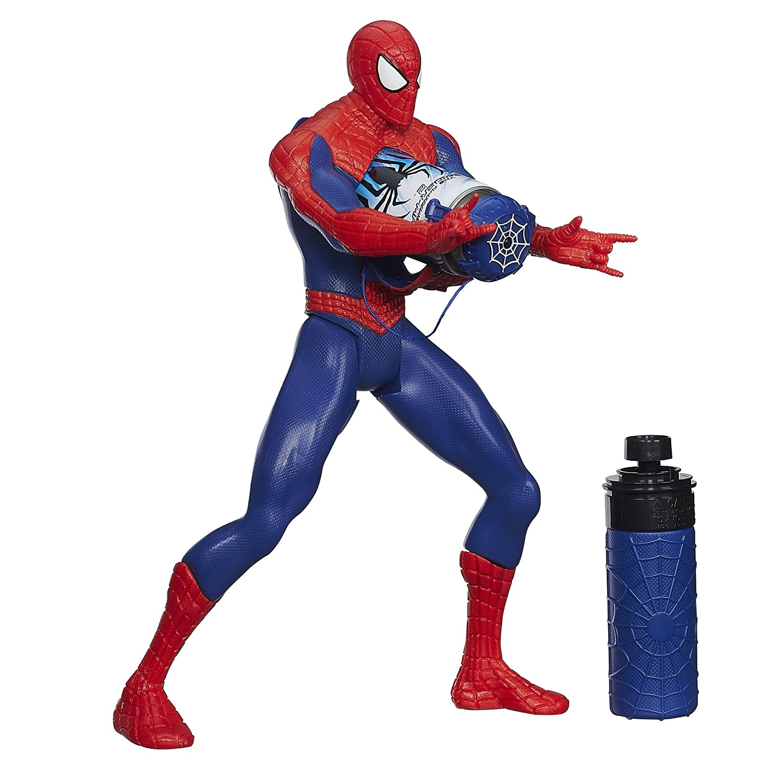 Spider-Man Marvel The Amazing Spider-Man 2 Web-Slinging Spider-Man Figure