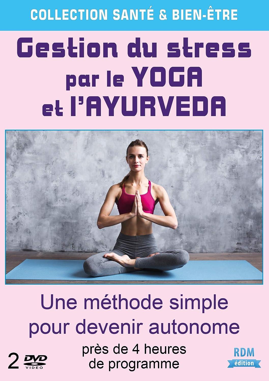 Coffret yoga : gestion du stress par le yoga et layurveda ...