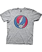 Ripple Junction Grateful Dead Steal Your Face Vintage Adult T-Shirt