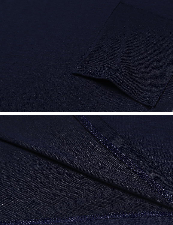 Mofavor Womens Solid Color Sleeveless Asymetric Hem Open Front Drape Long Cardigan Vest