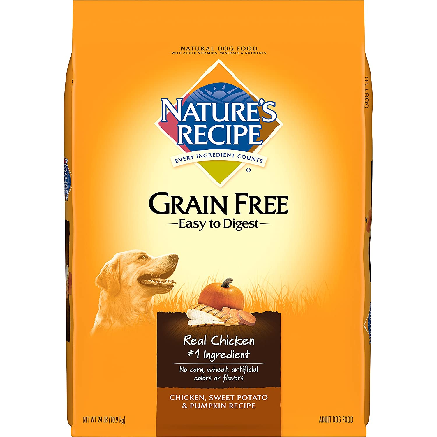 Nature's Recipe Grain Free Dog Food