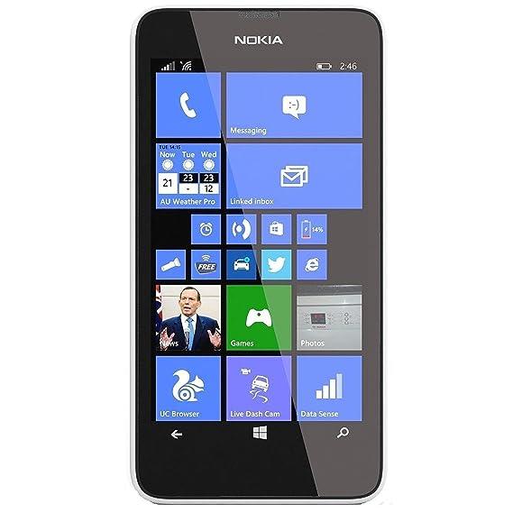 1474a6f8505 Amazon.com: Nokia Lumia 635 8GB Unlocked GSM 4G LTE Windows 8.1 Quad ...