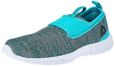 Reebok Women s Tread Walk Lite Pro Teal Green Blue White Running Shoes- 0e573df01