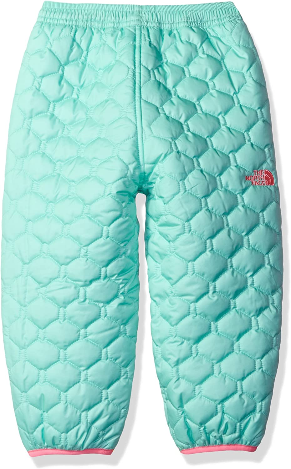 Surf Green Pants 6 The North Face Kids Unisex Perrito Reversible Pants Infant