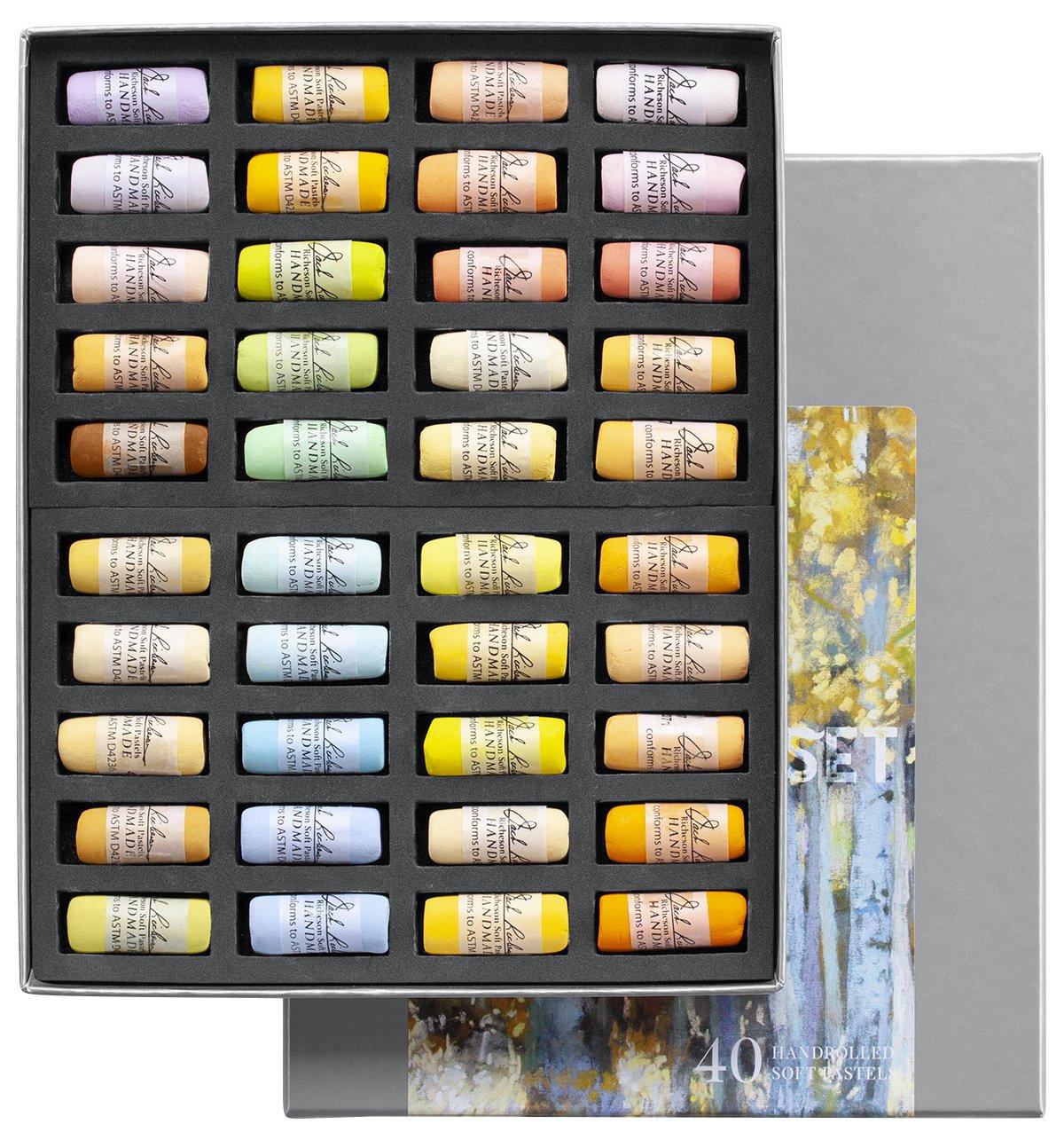 Christine Debrosky CD002 Sunlight Set of 40 Pastels