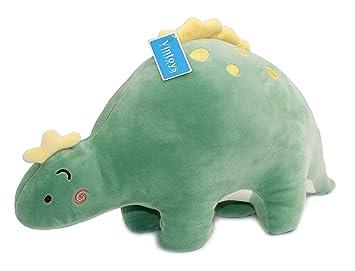 Amazon.com: Vintoys - Peluche de dinosaurio con peluche ...