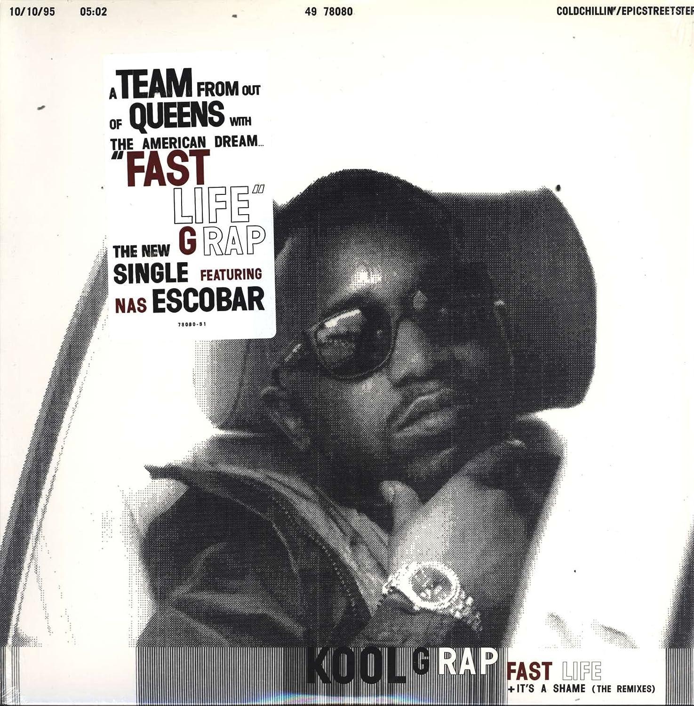 Fast Life : Kool G Rap & DJ Polo: Amazon.es: Música