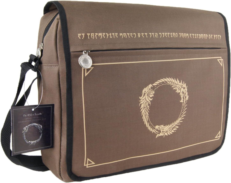 import anglais The Elder Scrolls Online Ourobouros Messenger Bag