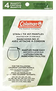 product image for Coleman Tie-Style Mantle, 4-Pack