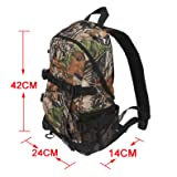 TOURBON Outdoor Day Pack Hunting Backpack with